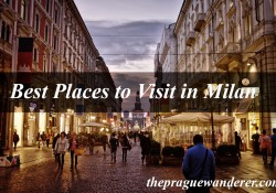 Milan tourist places