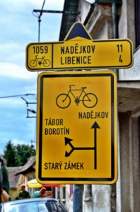 czech-cycle-route-sign