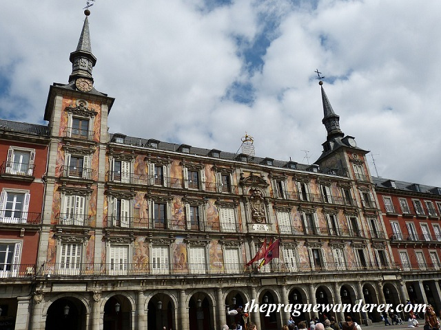 Madrid travel